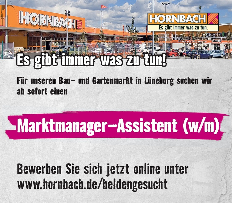 Marktmanager-Assistent (w/m)