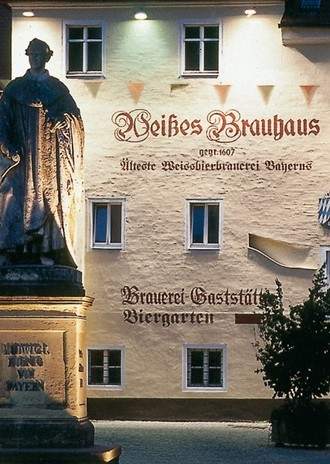 Weisses Bräuhaus Kelheim