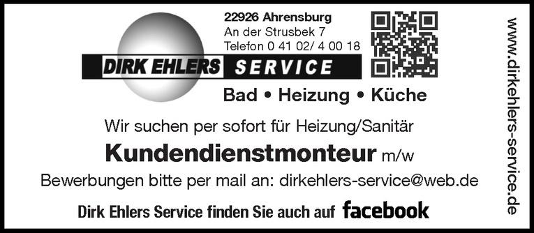 Kundendienstmonteur m/w