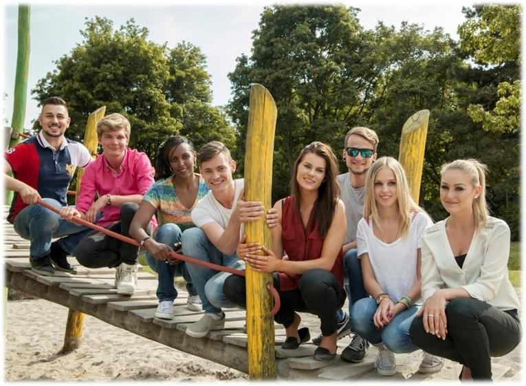 Ausbildung/Freiwilligendienst in sozialen Berufen bei der Stadt Böblingen