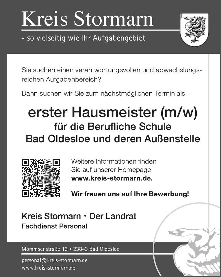 Hausmeister (m/w)