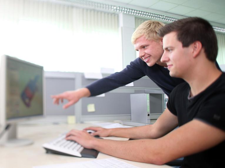 Bachelor of Engineering - Fachrichtung Maschinenbau (m/w) 2018