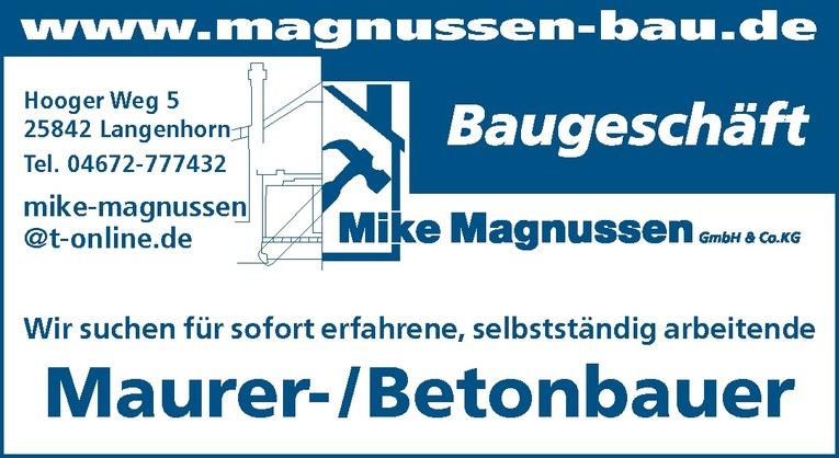 Maurer- /Betonbauer