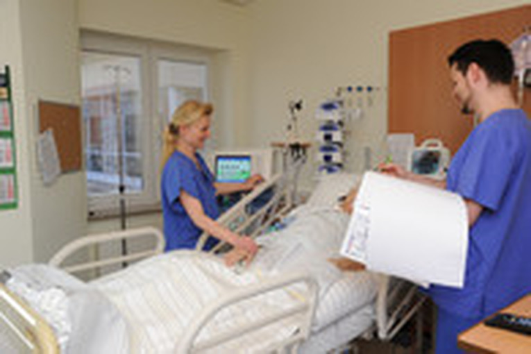 Gesundheits- und Krankenpfleger (m/w) Intensiv-, Notfall-, Schmerz- und Palliativmedizin