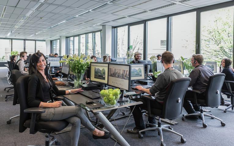 Kundenberater (m/w) für einen internationalen Kurier- und Versandservice