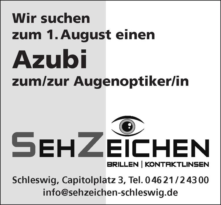 Azubi zum/zur Augenoptiker/in