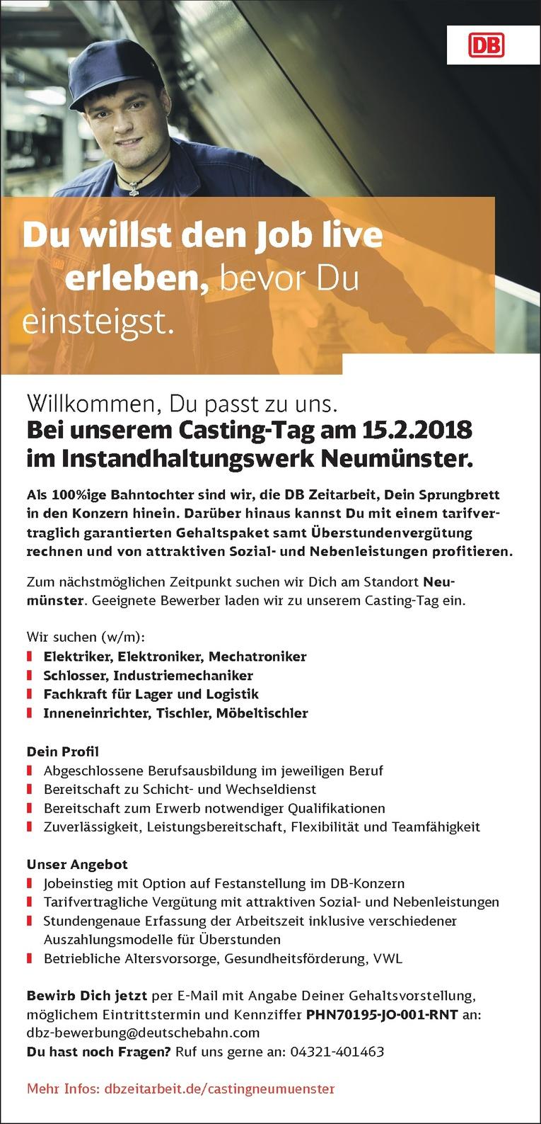 Inneneinrichter, Tischler, Möbeltischler (m/w)