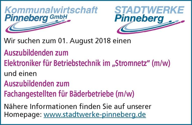 """Auszubildende/r zum Elektroniker für Betriebstechnik im """"Stromnetz"""" (m/w)"""