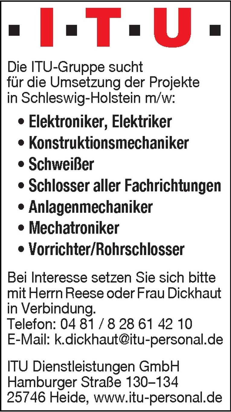 Vorrichter/Rohrschlosser