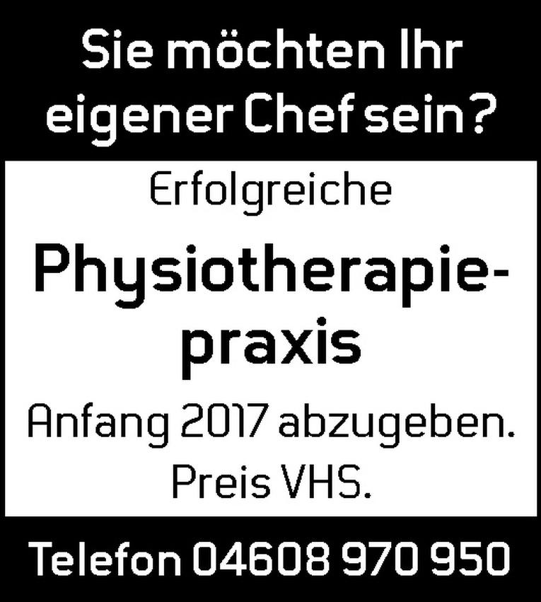 Physiotherapeut / Physiotherapeutin