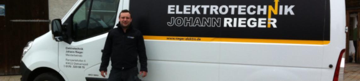 Elektrotechnik Johann Rieger