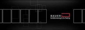 Bauer Konfektionierung & Co-Packing