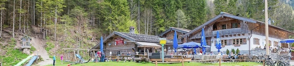Restaurant/Ausflugslokal Schwaiger-Alm