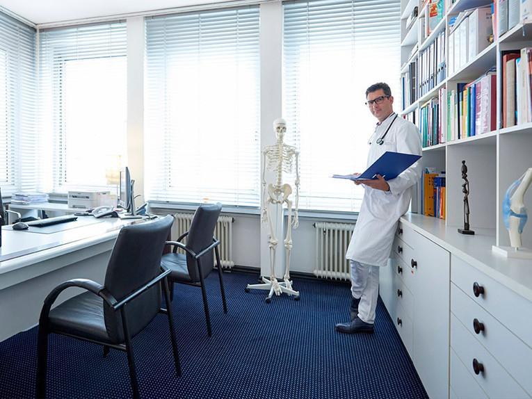 Allgemeinärztin/Allgemeinarzt in Teilzeit
