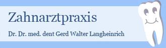 Zahnarztpraxis Dr. Dr. med. dent G. W. Langheinrich