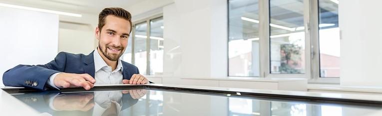 B2B-Vertrieb und Business Development für Spezialglas - Technical Sales Manager Glas (m/w)
