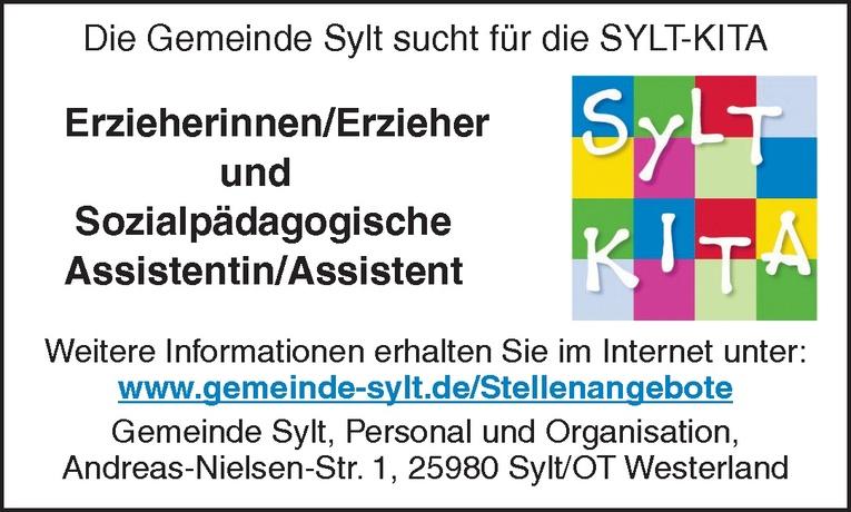Sozialpädagogische Assistentin / Assistent