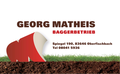 Georg Matheis Baggerbetrieb