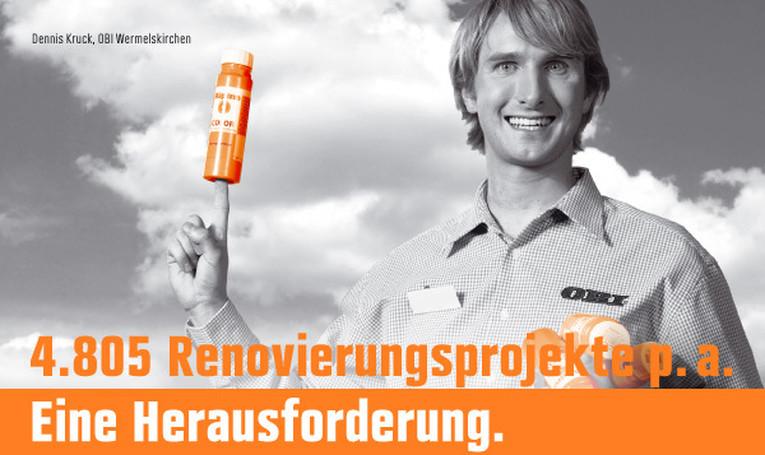 Mitarbeiter OBI Renovierungs-Service (m/w)