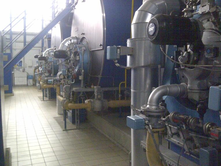 Servicetechniker (m/w) für Wärmeerzeugungsanlagen im Industrie- und Gewerbebereich