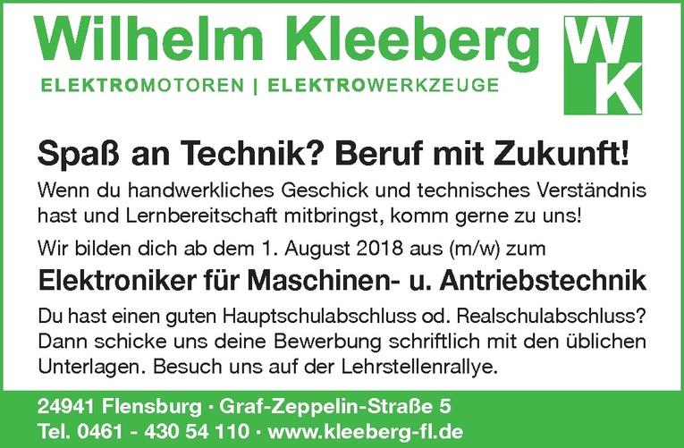 Ausbildung: Elektroniker für Maschinen- u. Antriebstechnik (m/w)