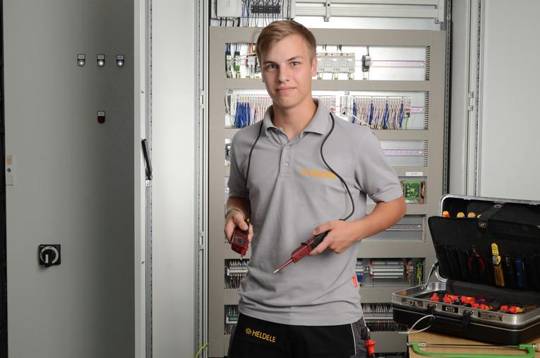 Ausbildung 2018 zum Elektroniker /in für Energie- und Gebäudetechnik