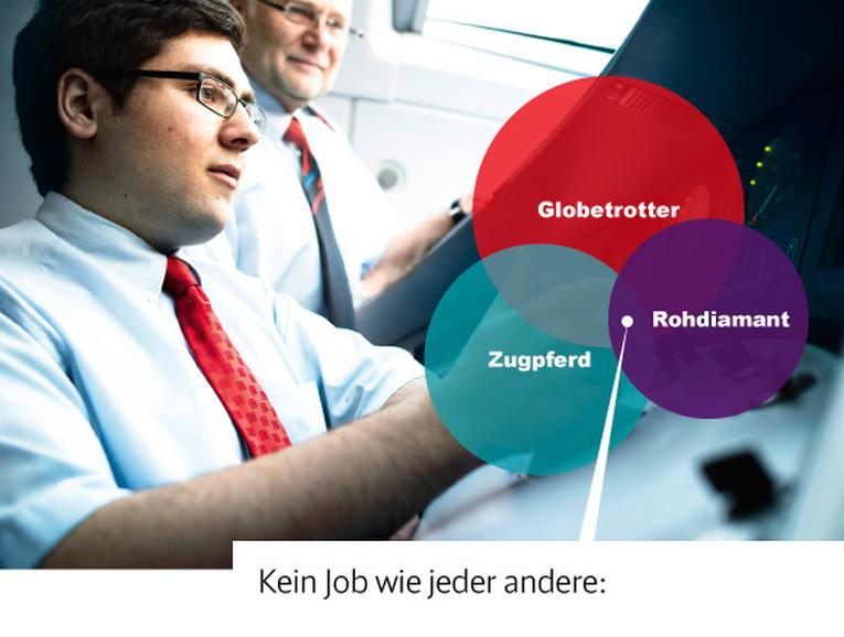 Azubi (w/m) Eisenbahner im Betriebsdienst Fachrichtung Lokführer und Transport 2017