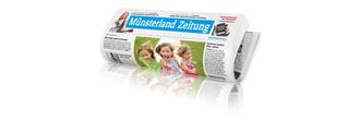 Stellenanzeige aus der Münsterland Zeitung