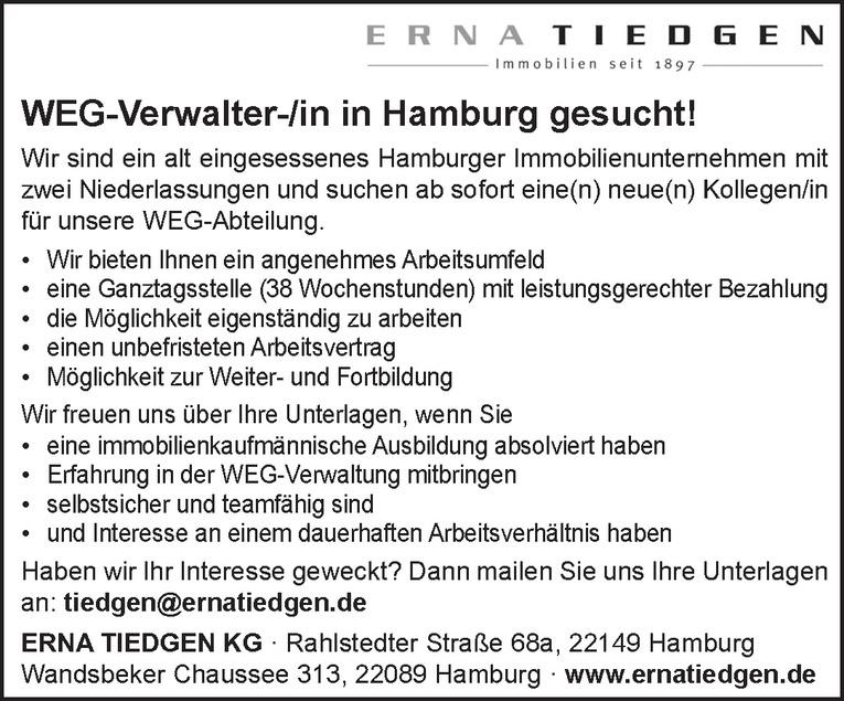 WEG-Verwalter-/in