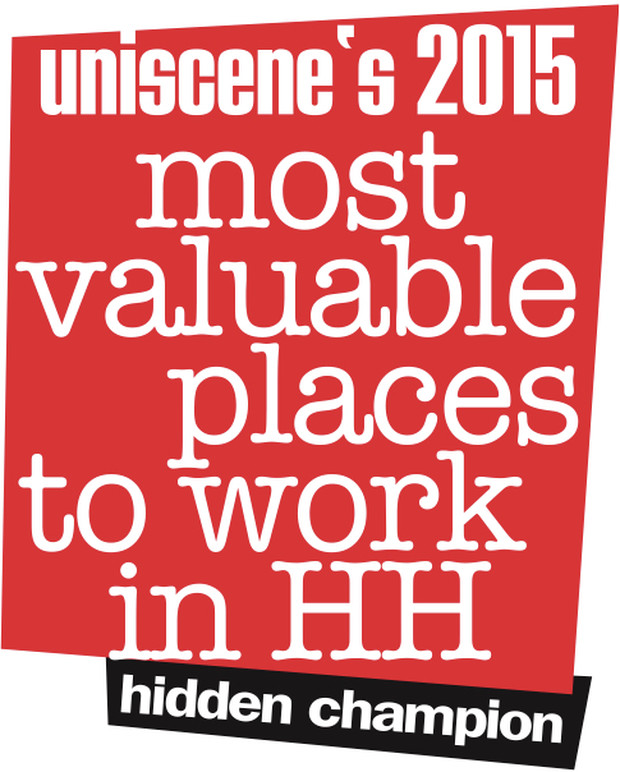 Feuerwehr Hamburg - uniscene's 2015 most valuable places to work in HH
