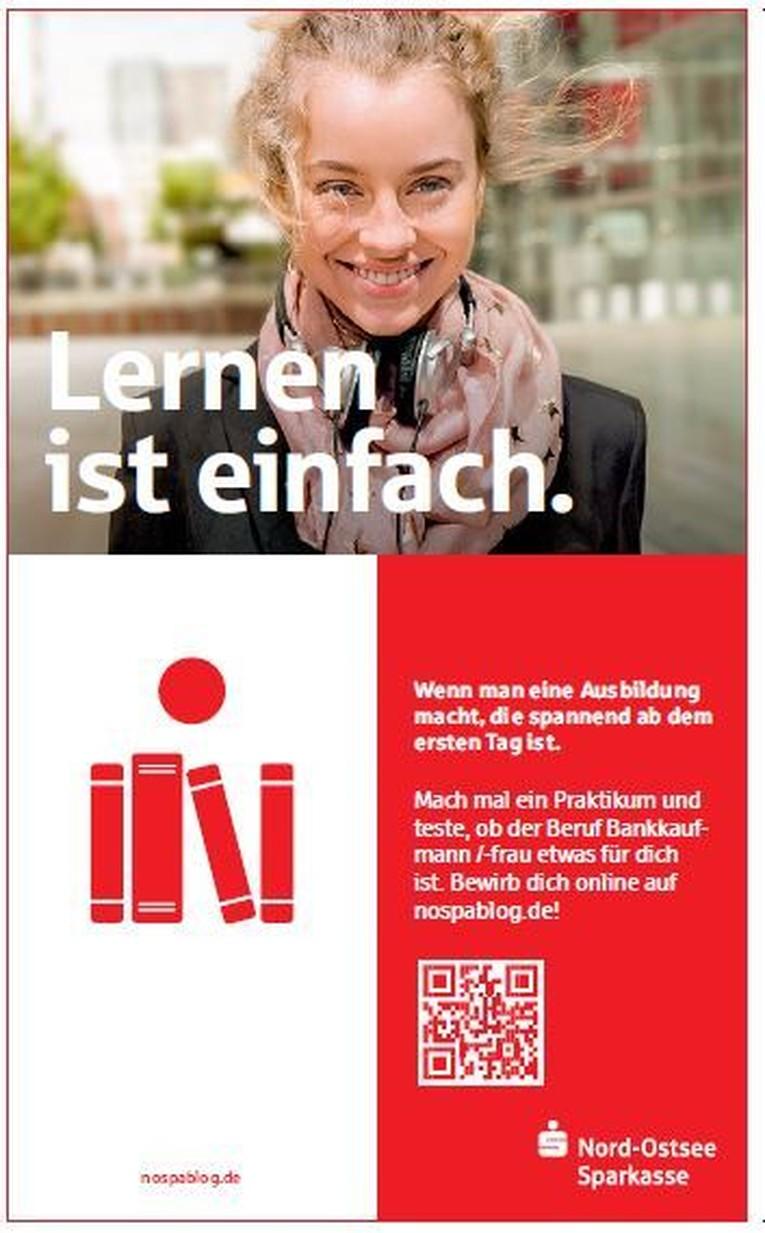 Bankkaufmann (m / w) Studium Bachelor of Arts (BA) (m / w) in Schleswig oder