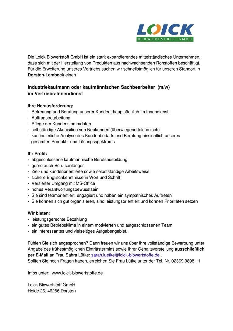 Großzügig Sachbearbeiter Ziel Galerie - Beispiel Wiederaufnahme ...