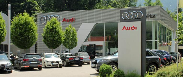 Kfz-Serviceberater (m/w) bei Audi in Grainau, zum nächstmöglichen Zeitpunkt