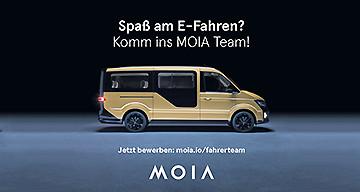 Moia GmbH Jobs