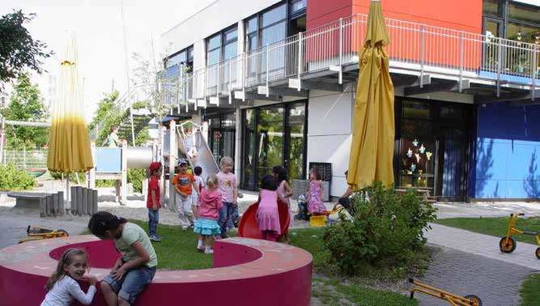 Kinderpfleger, Erzieher, Kindheitspädagoge (m/w) für Integrationskindergarten Kunterbunt