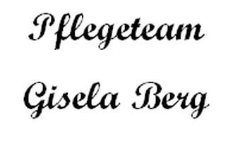 Pflegeteam Gisela Berg