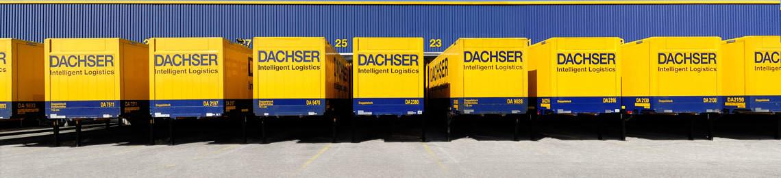 DACHSER SE Logistikzentrum Bodensee Oberschwaben