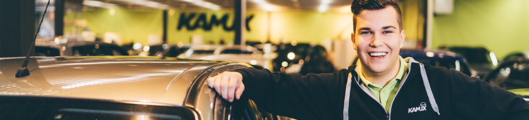 Verkäufer für Gebrauchtwagen (m/w)