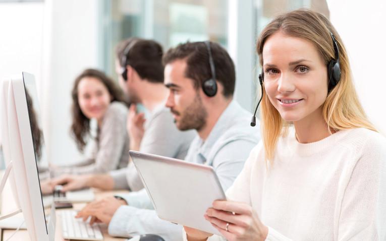 Telefonischer Kundenberater (m/w) für neue Projekte im In- und Outbound