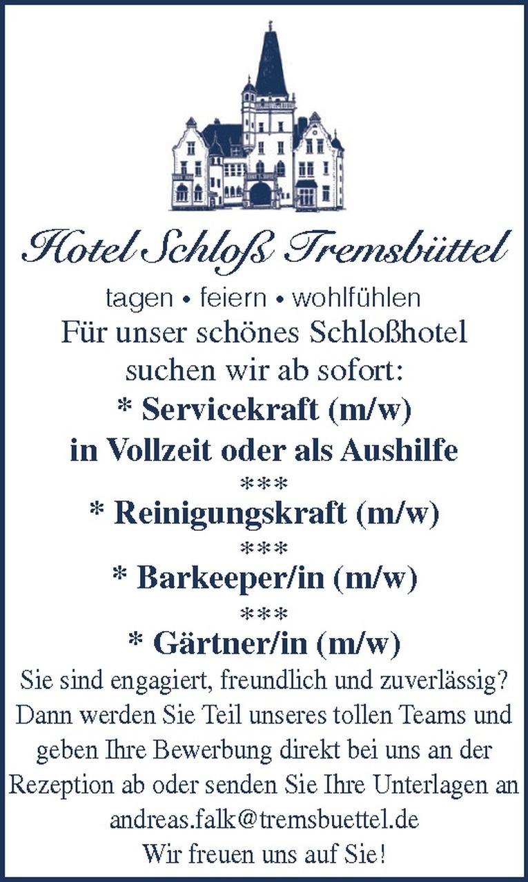 Gärtner/in (m/w)