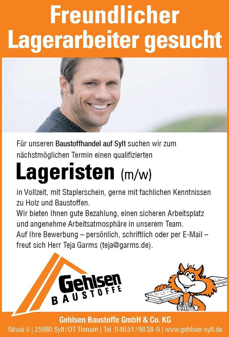 Lageristen (m/w)