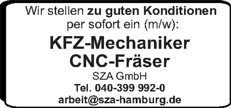 Kfz-Mechaniker (m/w)