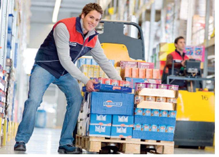 Sachbearbeiter (w/m) Warenausgang in Vollzeit für unser Logistikzentrum