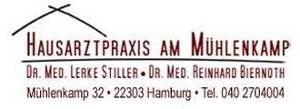 Hausarztpraxis am Mühlenkamp