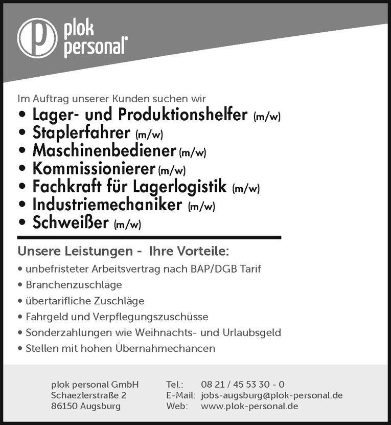 Lagerhelfer Mw Jobsstadtzeitungde