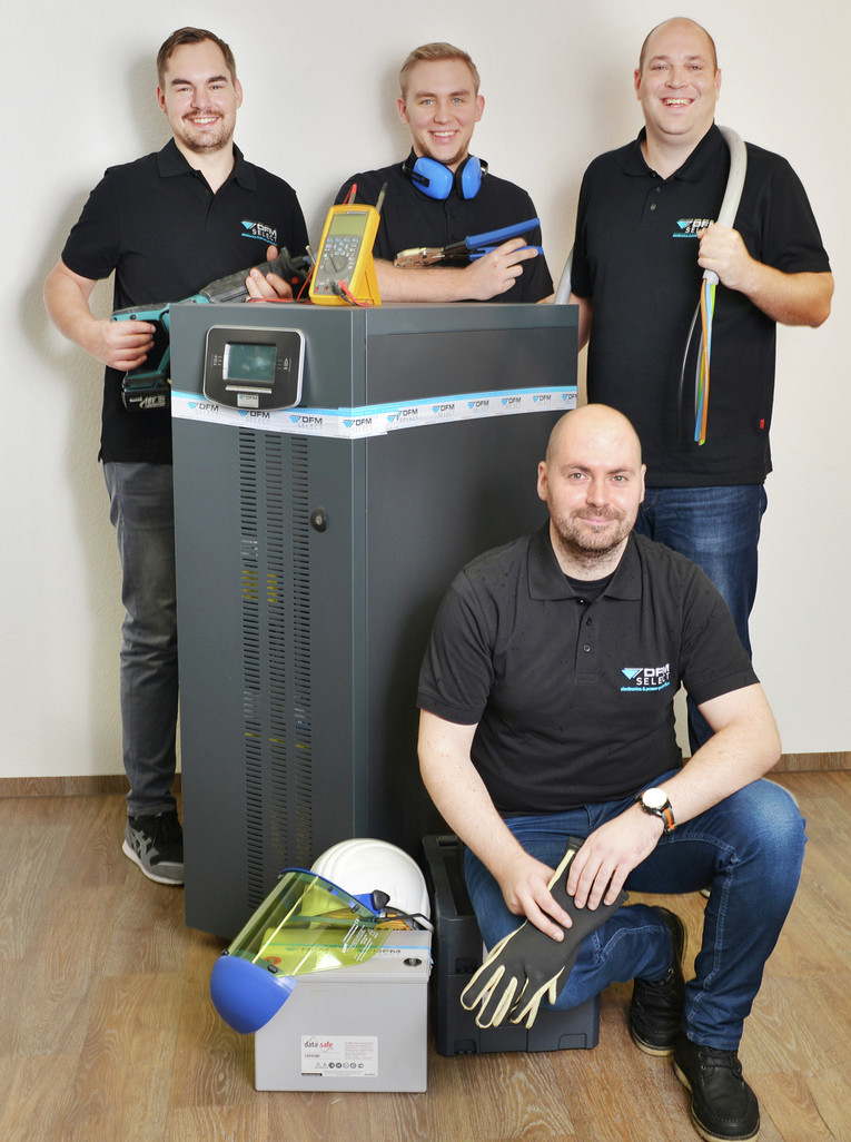 USV Servicetechniker (Außendienst) in Nordrhein-Westfalen / Deutschland Mitte