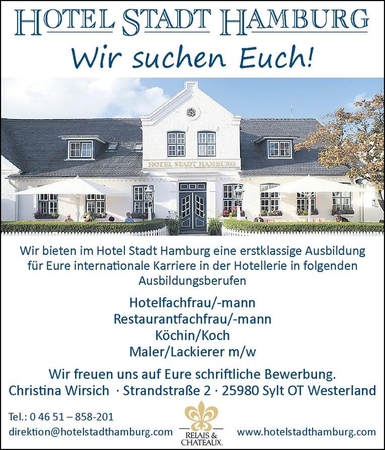 Ausbildung: Restaurantfachfrau/-mann