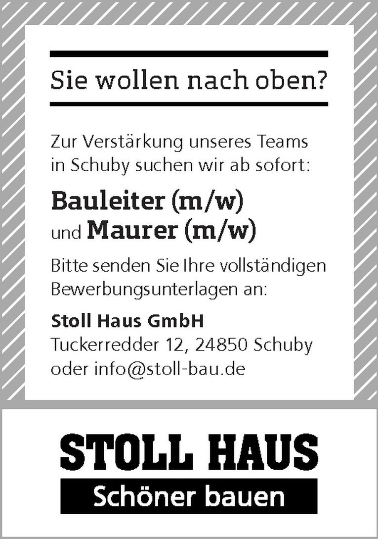 Bauleiter (m/w)