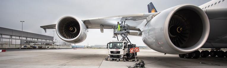 Kraftfahrer  (m/w) als Flugzeugtankwart