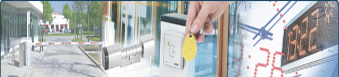 Bavaria Zeitdienst GmbH  -  Zutrittskontrolle und Schrankenanlagen